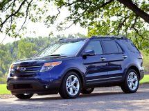 Ford Explorer 5 поколение, 07.2010 - 05.2016, Джип/SUV 5 дв.