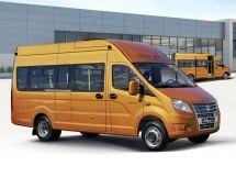 ГАЗ ГАЗель NEXT 2016, автобус, 1 поколение