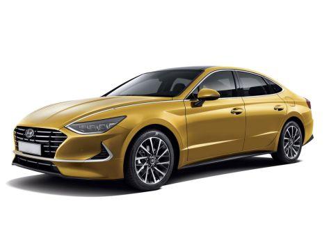 Hyundai Sonata (DN8) 03.2019 -  н.в.