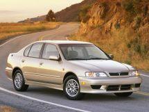 Infiniti G20 1998, седан, 2 поколение, P11