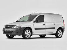 Лада Ларгус 1 поколение, 07.2012 - н.в., Цельнометаллический фургон