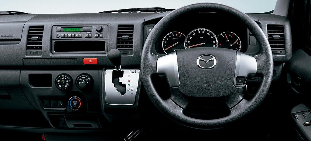 Mazda Bongo Brawny 2019, 2020, 2021, цельнометаллический ...