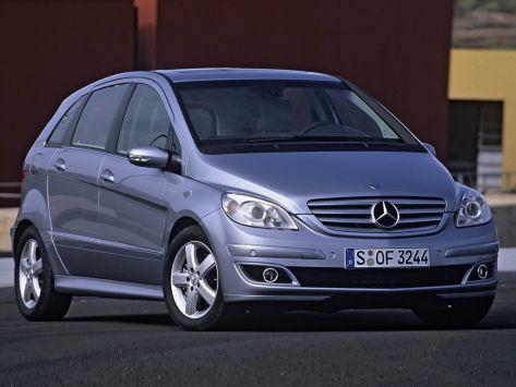 Mercedes-Benz B-Class (T245) 03.2005 - 04.2011