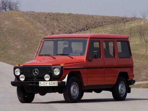 Mercedes-Benz G-Class (W460) 02.1979 - 08.1991