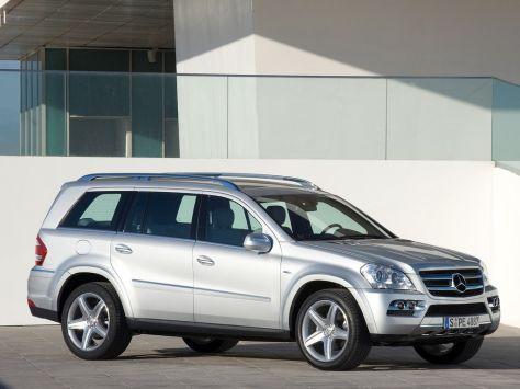 Mercedes-Benz GL-Class (X164) 06.2009 - 09.2012