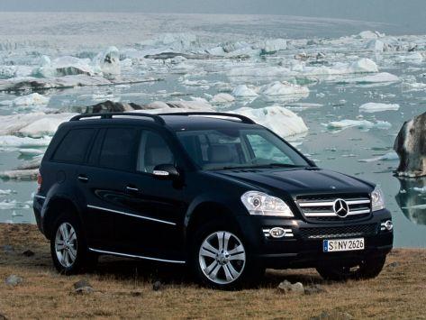 Mercedes-Benz GL-Class (X164) 01.2006 - 05.2009