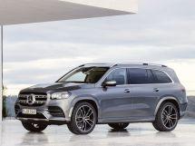 Mercedes-Benz GLS-Class 2019, джип/suv 5 дв., 2 поколение, X167