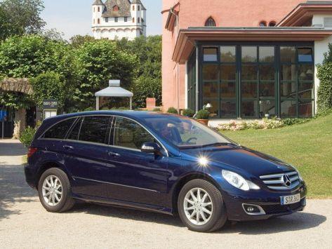 Mercedes-Benz R-Class (W251, V251) 03.2005 - 03.2007