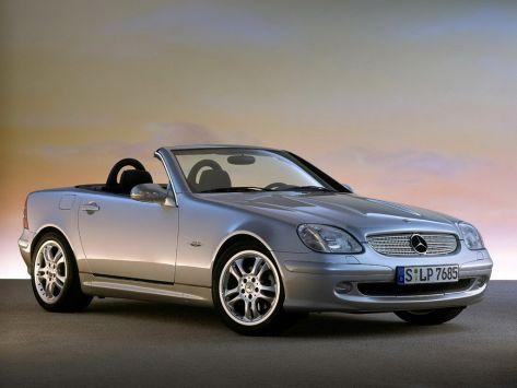 Mercedes-Benz SLK-Class (R170) 02.2000 - 02.2004