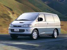 Mitsubishi Space Gear 1994, минивэн, 1 поколение