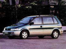 Mitsubishi Space Runner 1991, минивэн, 1 поколение