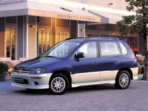 Mitsubishi Space Runner 1999, минивэн, 2 поколение