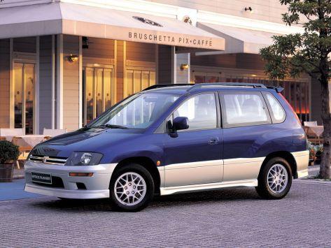 Mitsubishi Space Runner  03.1999 - 08.2002