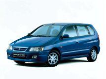 Mitsubishi Space Star 1998, минивэн, 1 поколение