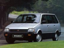 Mitsubishi Space Wagon 1983, минивэн, 1 поколение