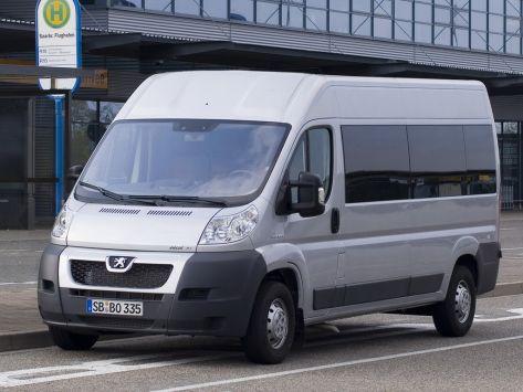 Peugeot Boxer  07.2006 - 08.2014