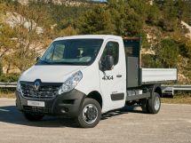 Renault Master рестайлинг 2014, грузовик, 3 поколение, EV, HV, UV