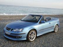 Saab 9-3 2003, открытый кузов, 2 поколение