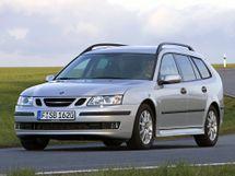 Saab 9-3 2 поколение, 03.2005 - 09.2007, Универсал