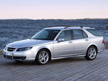 Saab 9-5 2-й рестайлинг 2005, универсал, 1 поколение