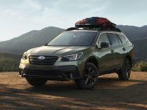 Subaru Outback 2019, универсал, 6 поколение, BT