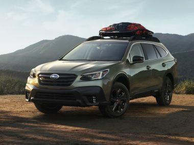 Subaru Outback, 6 поколение, BT