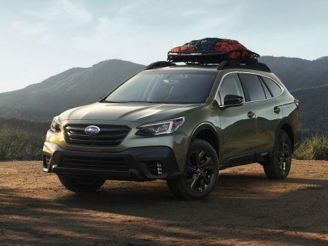 Subaru Outback (BT) 04.2019 -  н.в.