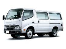Toyota ToyoAce 3-й рестайлинг 2016, коммерческий фургон, 7 поколение