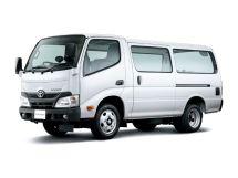 Toyota ToyoAce 2011, коммерческий фургон, 8 поколение