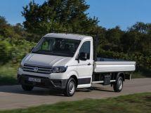 Volkswagen Crafter 2016, грузовик, 2 поколение, 7C0