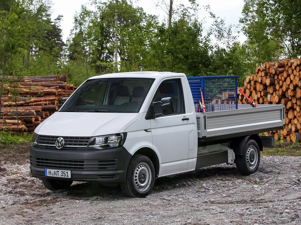 фольксваген транспортер грузовой бортовой