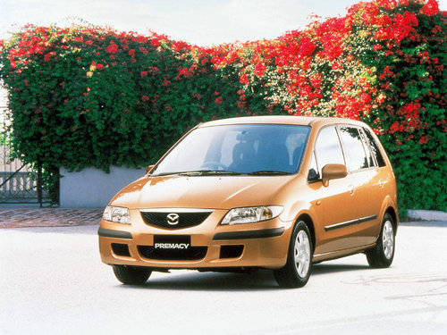 Mazda Premacy 1999 - 2001