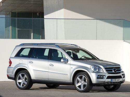 Mercedes-Benz GL-Class 2009 - 2012