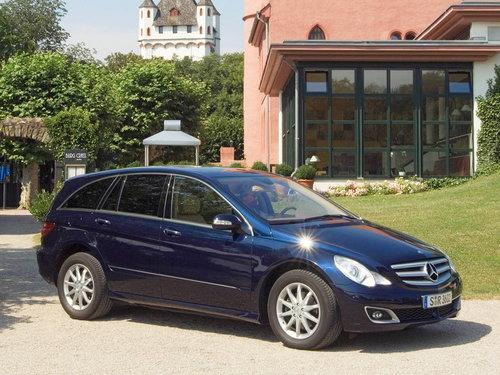 Mercedes-Benz R-Class 2005 - 2007