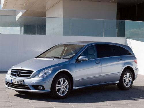 Mercedes-Benz R-Class 2007 - 2011