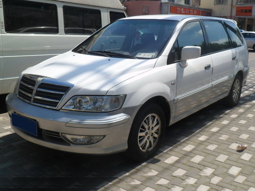 Mitsubishi Savrin 2001 - 2004
