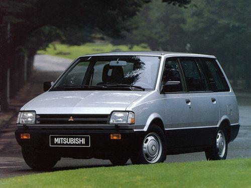 Mitsubishi Space Wagon 1983 - 1991