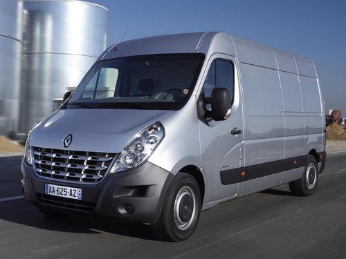 Renault Master 2010 - 2015