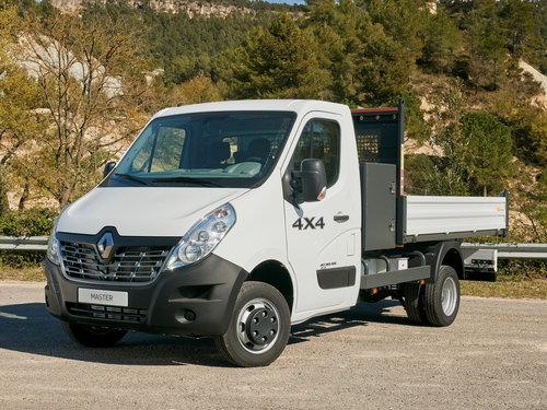 Renault Master 2014 - 2018