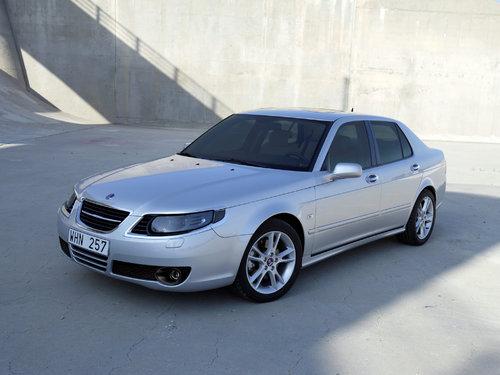 Saab 9-5 2005 - 2009