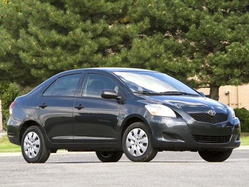 Toyota Yaris 2009 - 2011