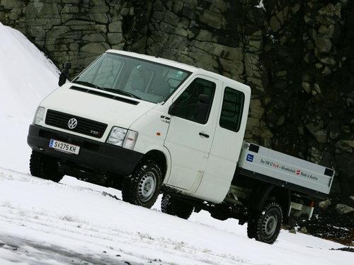 Volkswagen LT 1996 - 2007
