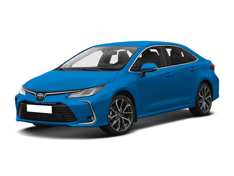 Toyota Corolla, 2020 год, 1 520 000 руб.