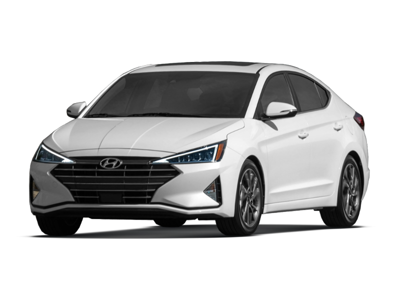 Hyundai Elantra, 2020 год, 1 205 000 руб.