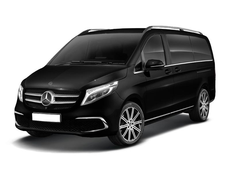 Mercedes-Benz V-Class, 2019 год, 5 850 000 руб.