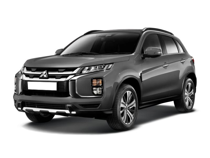 Mitsubishi ASX, 2020 год, 1 841 000 руб.
