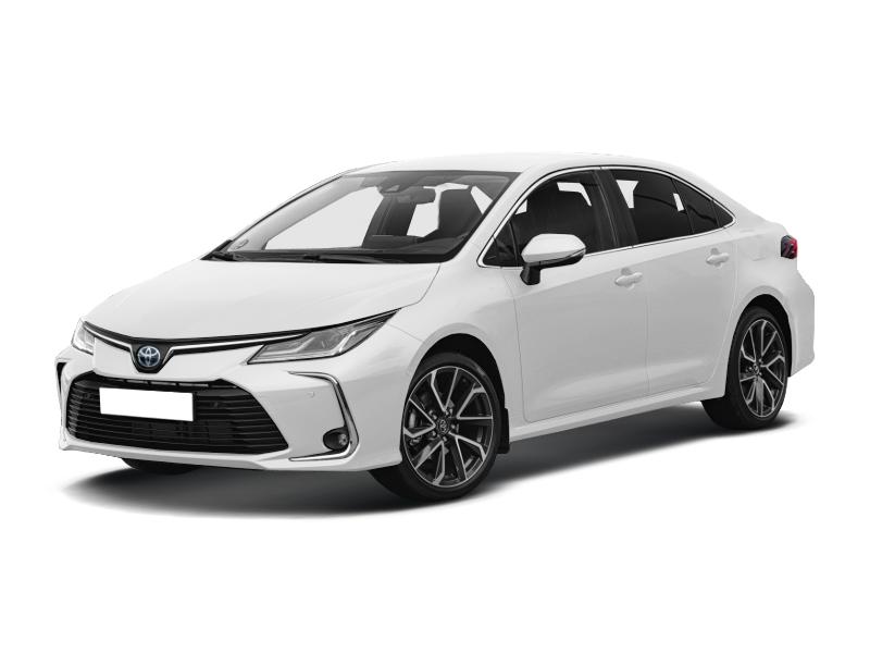 Toyota Corolla, 2019 год, 1 655 600 руб.