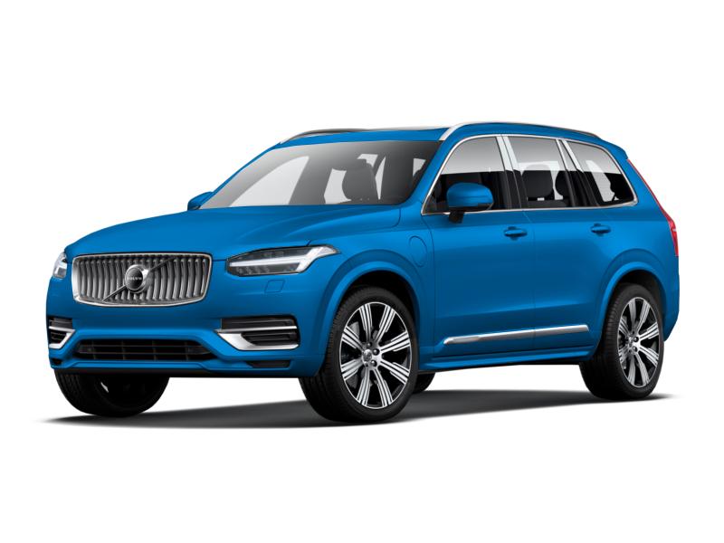 Volvo XC90, 2020 год, 4 283 000 руб.