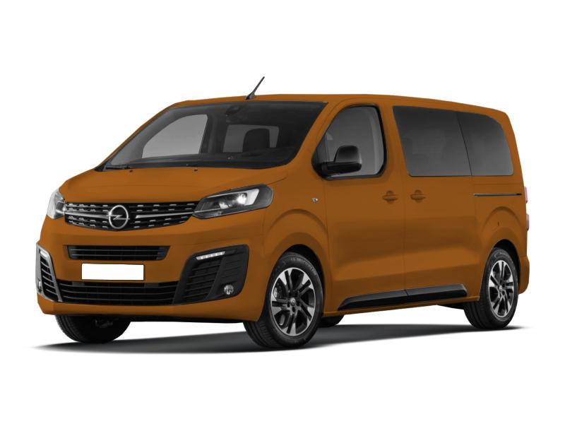 Opel Zafira Life, 2020 год, 3 139 900 руб.