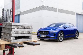 Новые Ягуары могут быть сделаны не только из прототипов I-Pace, но и переработанных алюминиевых банок
